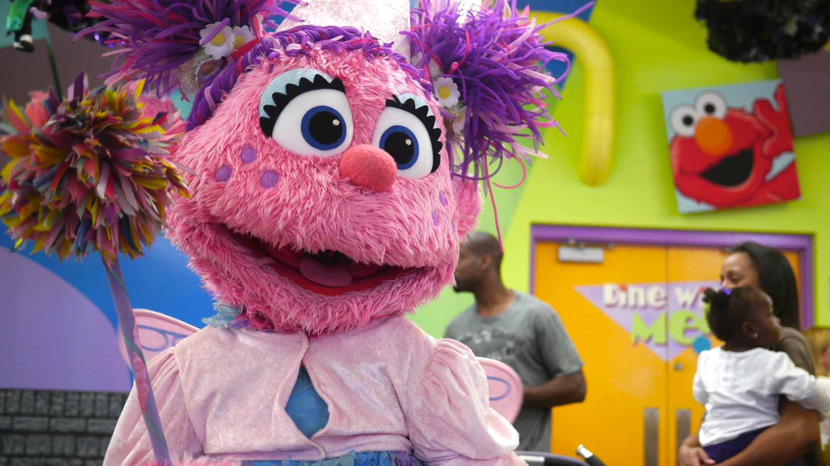 Abby Cadabby Party Decorations 17 Best Images About Elmo Abbie Caddabie Party Ideas On Pinterest