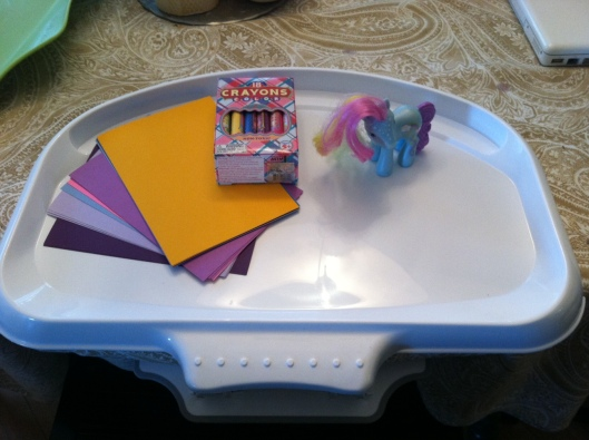 Bambinos - Tidy Table Tray + Flexi- Diner