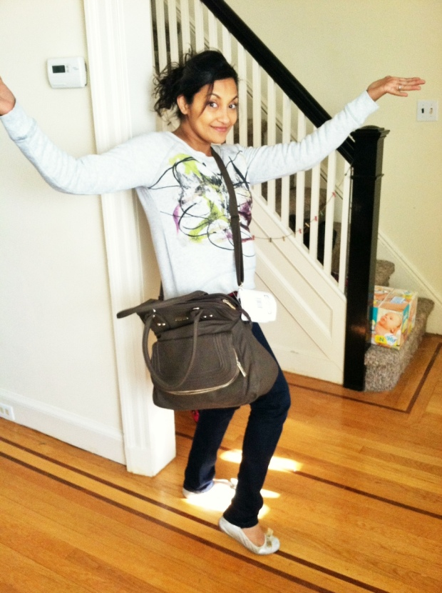 timi and leslie hayley diaper bag