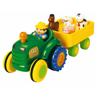 Kidoozie-Kidoozie-Funtime-Tractor