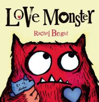 Everyone loves cuddly things but no one loves a googly eyed monster. So Monster goes on the quest for love in this cute, easy to read books for kids